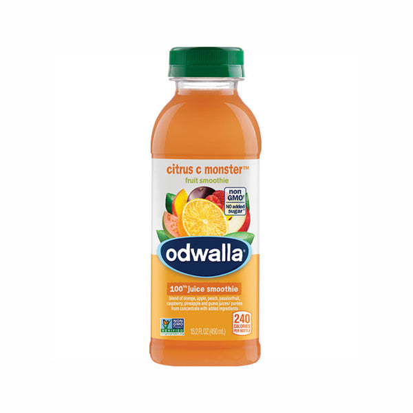 Odwalla Citruc C Monster Fruit Smoothie, 15.2 oz (each)
