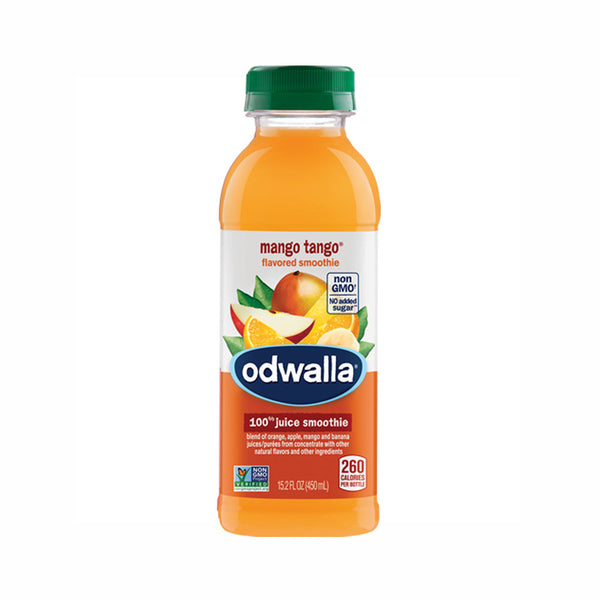 Odwalla Mango Tango Flavored Smoothie, 15.2 oz