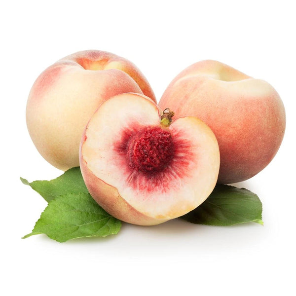 White Peaches (2 lbs)