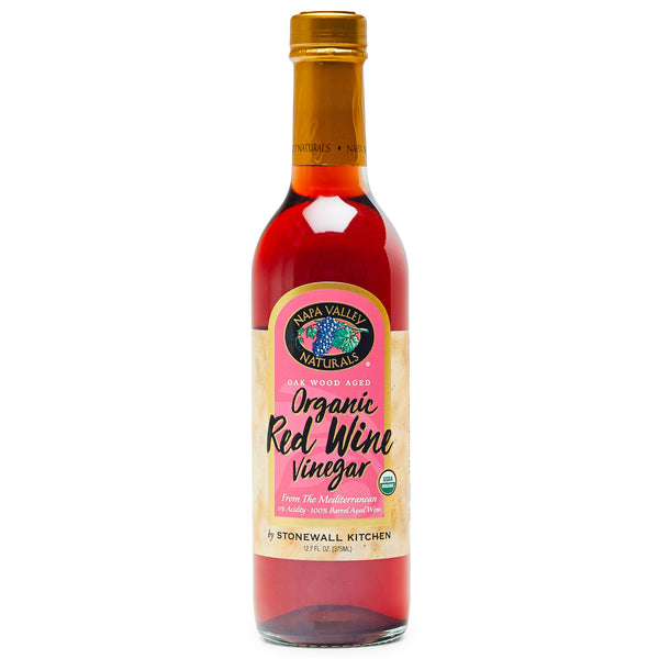 Napa Valley Naturals Organic Red Wine Vinegar (12.7 oz)