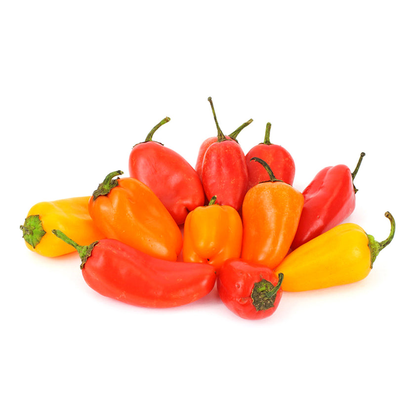Sweet Mini Peppers (bag)