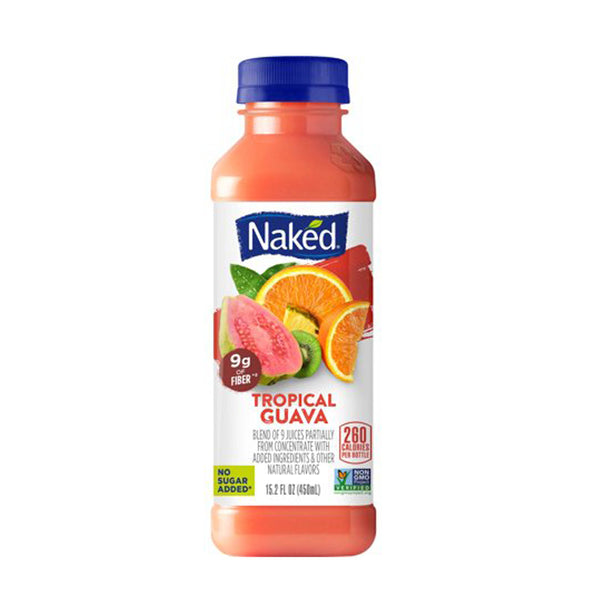 Naked Tropical Guava (15.2 fl oz)