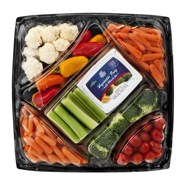 Vegetable Tray w/ Litehouse Dip (54 oz)