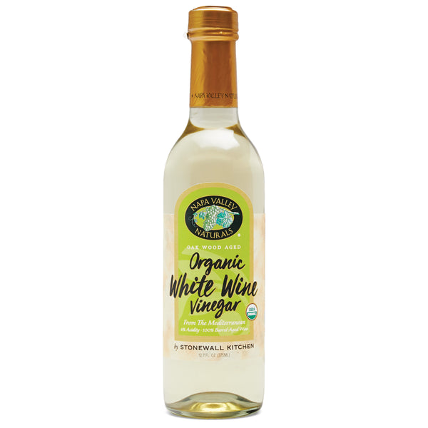 Napa Valley Naturals Organic White Wine Vinegar (12.7 oz)