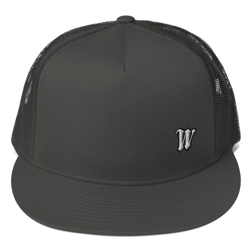Nothing but W's Trucker Cap