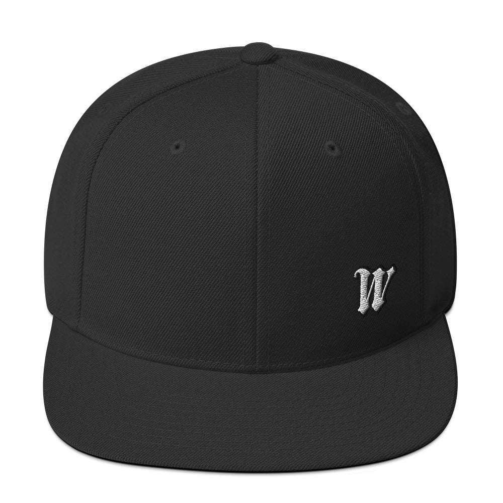 Nothing but W's Snapback Hat