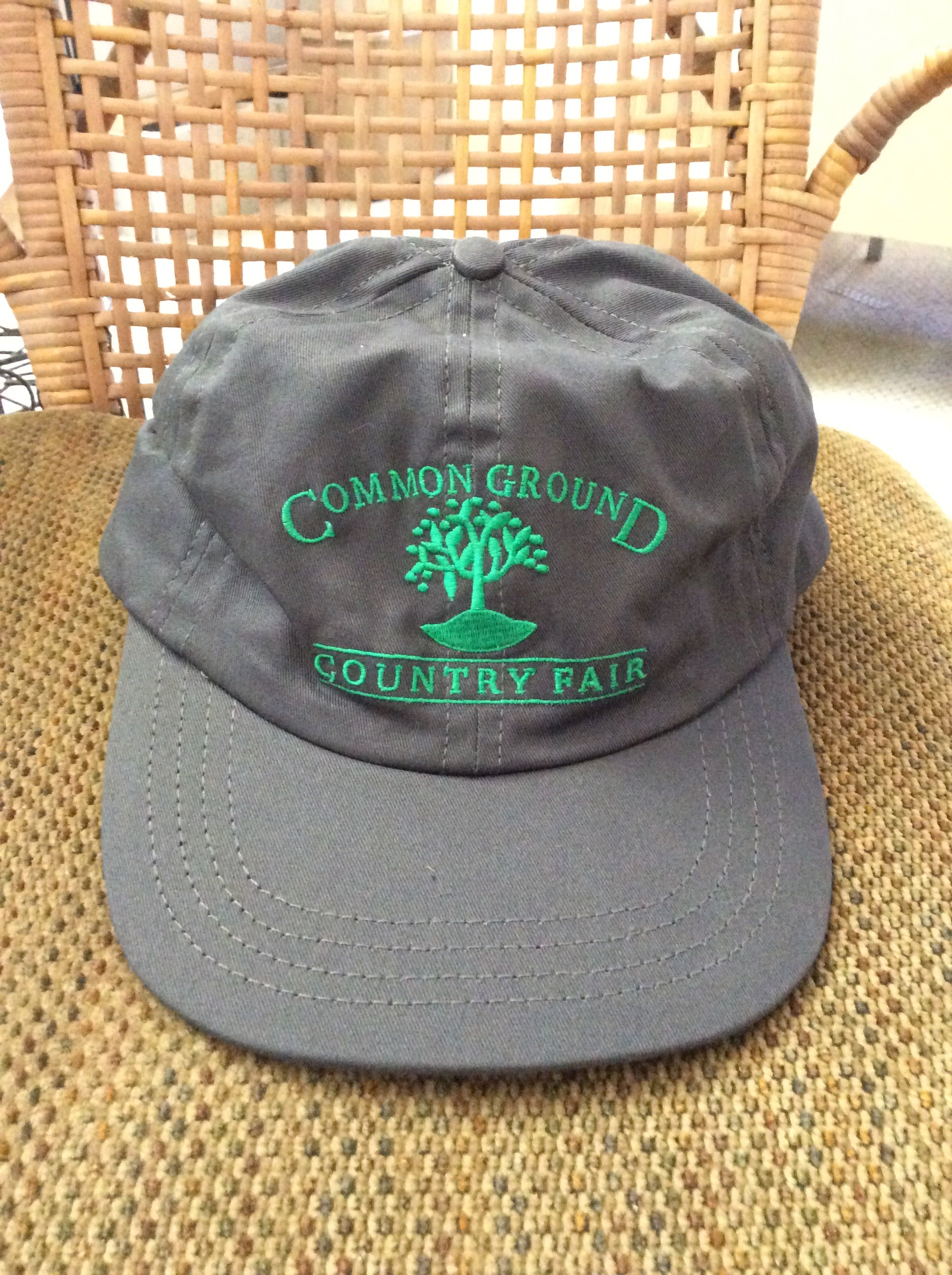 Common Ground Country Fair Hat
