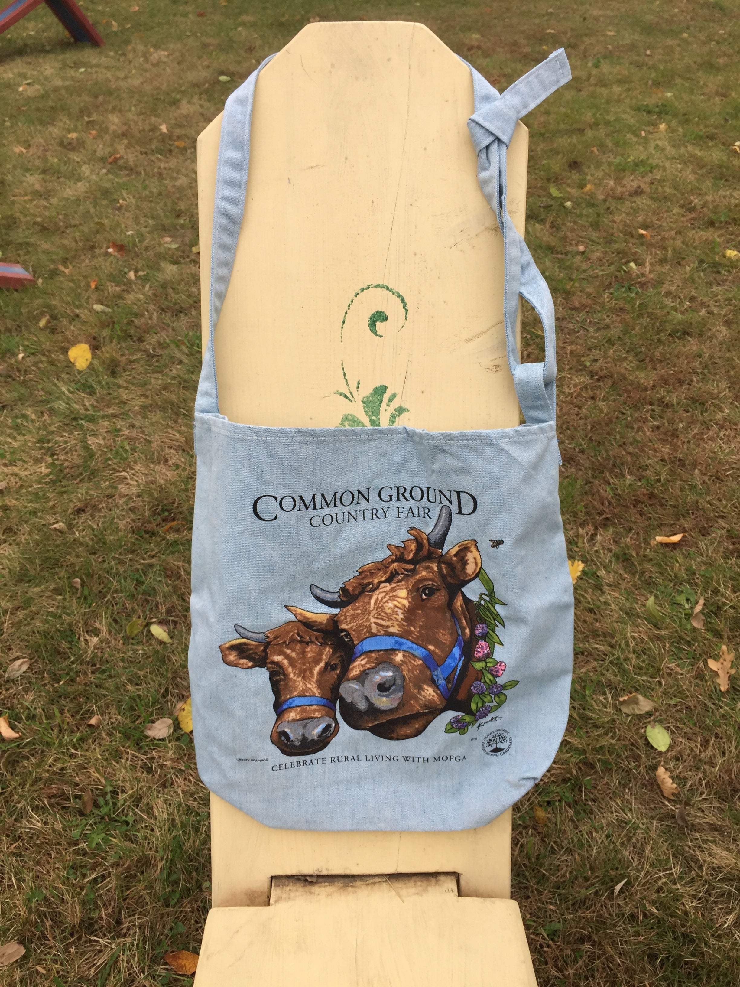 2019 Common Ground Country Fair - Journey Bag
