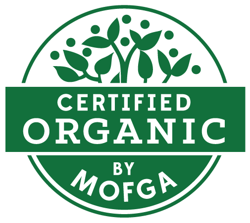 MOFGA-Certified Organic Labels