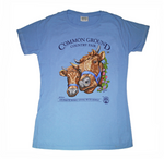 2019 Common Ground Country Fair - Women's Fitted - Short-Sleeved T-Shirt
