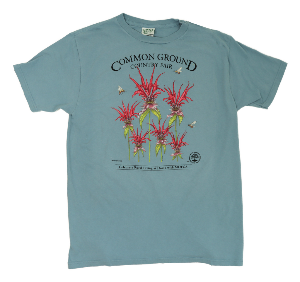 2020 Common Ground Country Fair Youth Short-Sleeved T-shirt