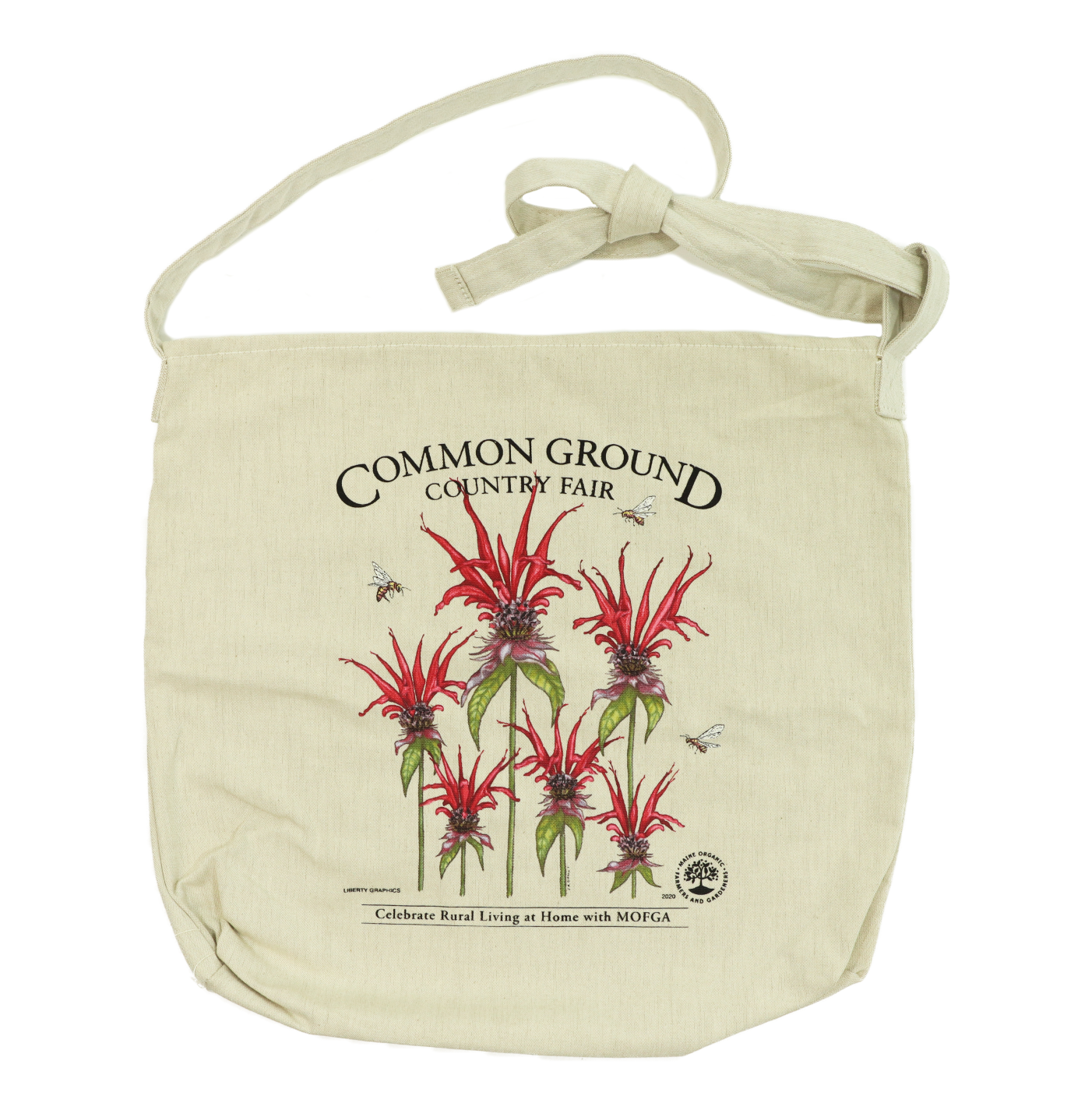 2020 Common Ground Country Fair - Journey Bag