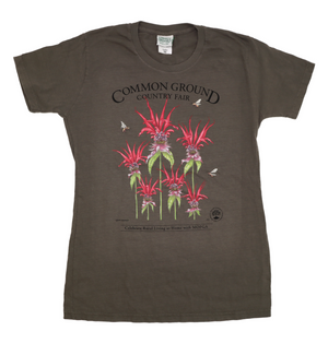 2020 Common Ground Country Fair - Adult Fitted Short-sleeved T-shirt