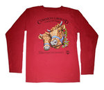2019 Common Ground Country Fair - Adult Long-Sleeved T-Shirt