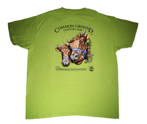 2019 Common Ground Country Fair - Youth Short-Sleeved T-Shirt