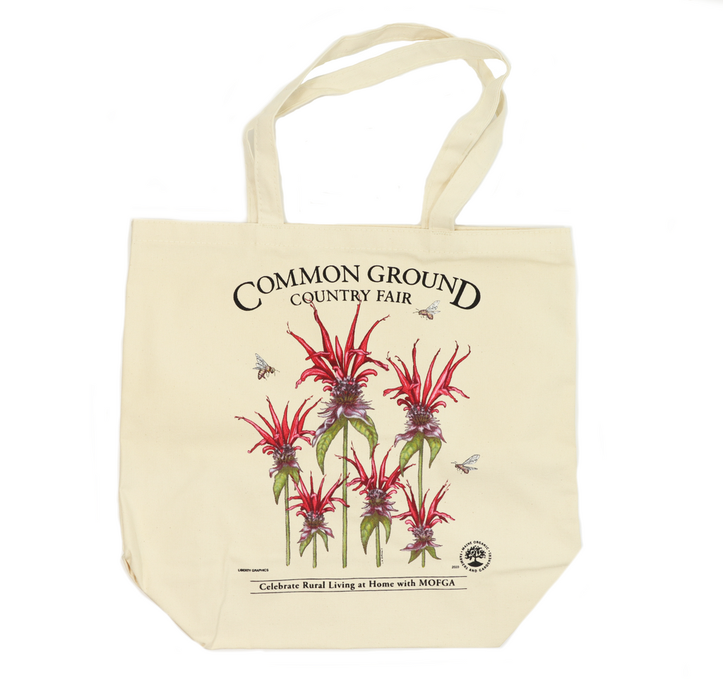 2020 Common Ground Country Fair Grocery Tote Bag