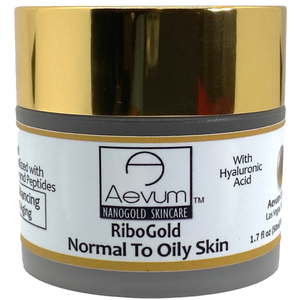 Aevum RiboGold Normal to Oily Skin Cream