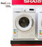 SHARP 8KG Front Loading Washing Machine - ES-FE812CZ-W