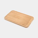 Brabantia Wooden Chopping Board for Meat Profile - 260704