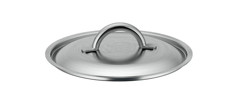 DE BUYER PRIM'APPETY Stainless Steel Lid with Handle 45cm - 3509.45