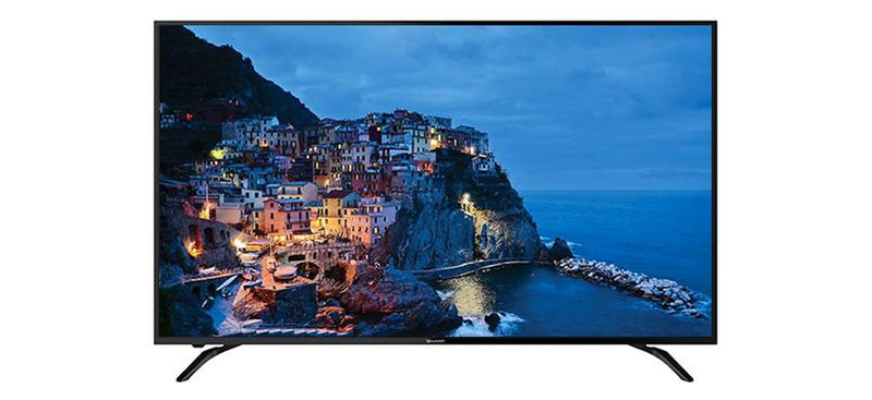 "SHARP 60"" 4K Smart LED TV with TNT - 4T-C60AH1X"