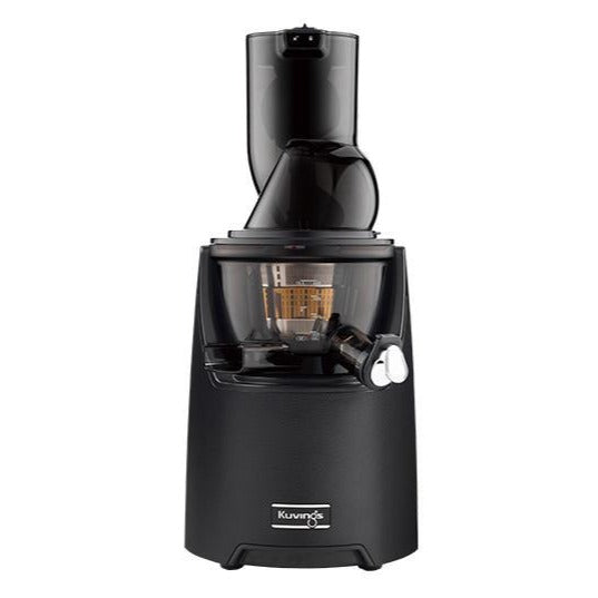 KUVINGS Cold Press Juicer - Pearl Black - EVO820-PB + FREE GIFT