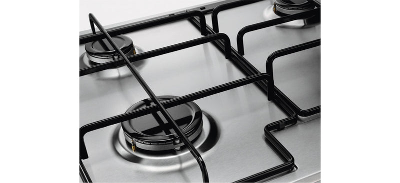 ELECTROLUX 60cm Built In Gas Hob with 4 Burners - KGS6436X