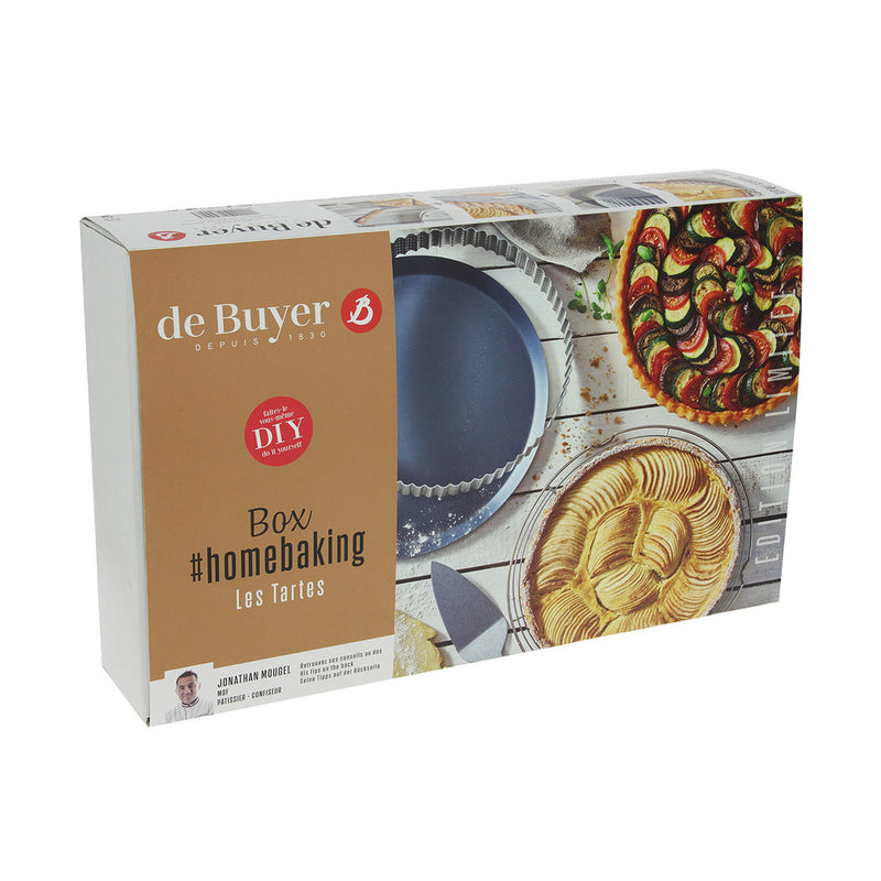 DE BUYER Box Home Baking : Pie & Tarte - 3030.00