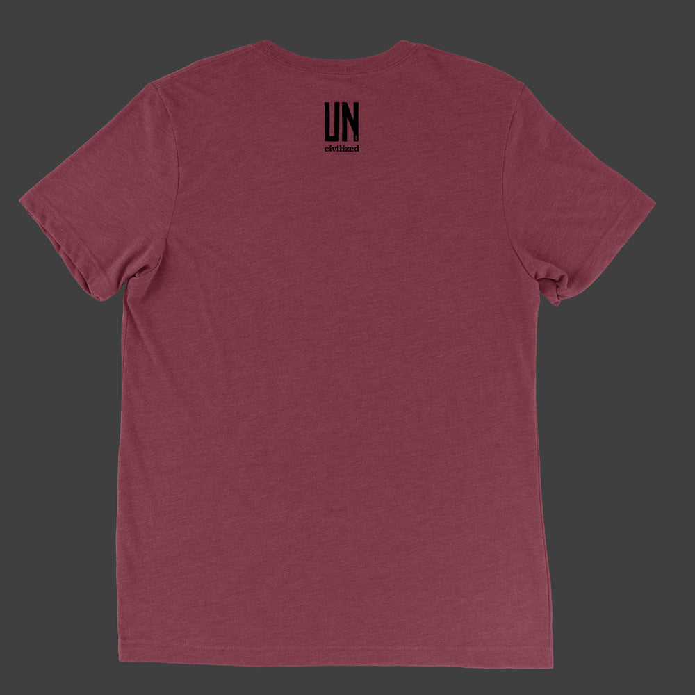 Legend T-Shirt (Maroon)