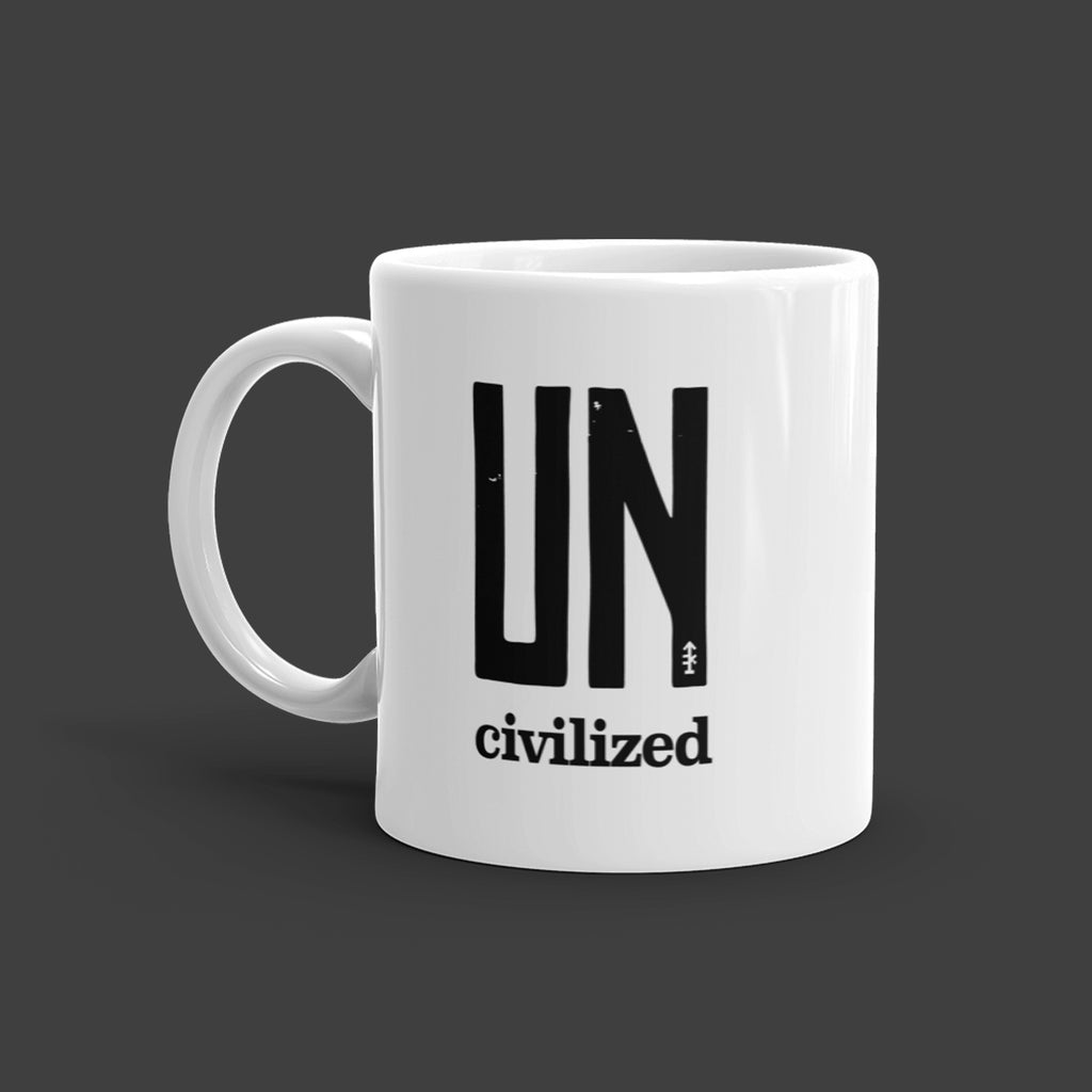 Uncivilized Mug