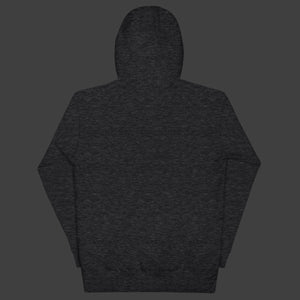 UNcivilized Hoodie (Charcoal)