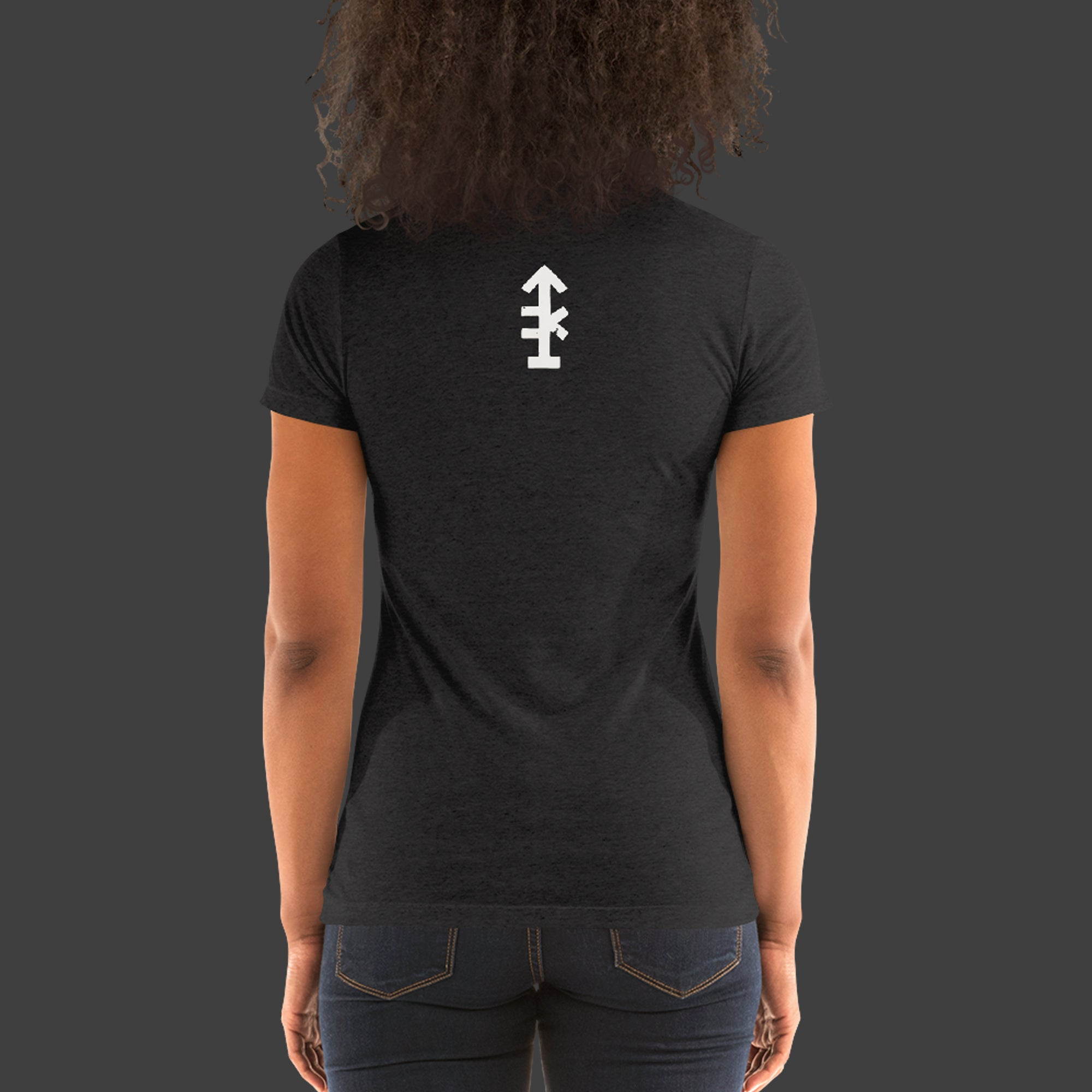 Women's UNcivilized T-Shirt (Black)