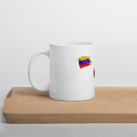 Taza Mini Bandera