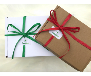 Eco Gift Boxes, sustainable and zero waste