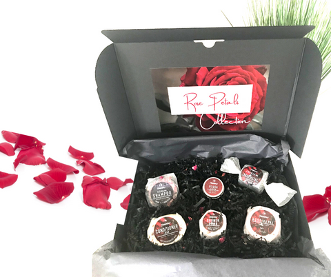 Rose Petals Collection Luxury Gift Box