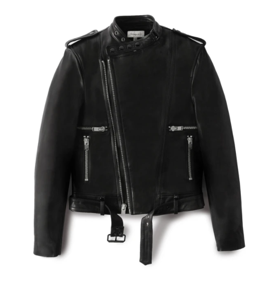 28.LAC classis racer motorcycle jacket