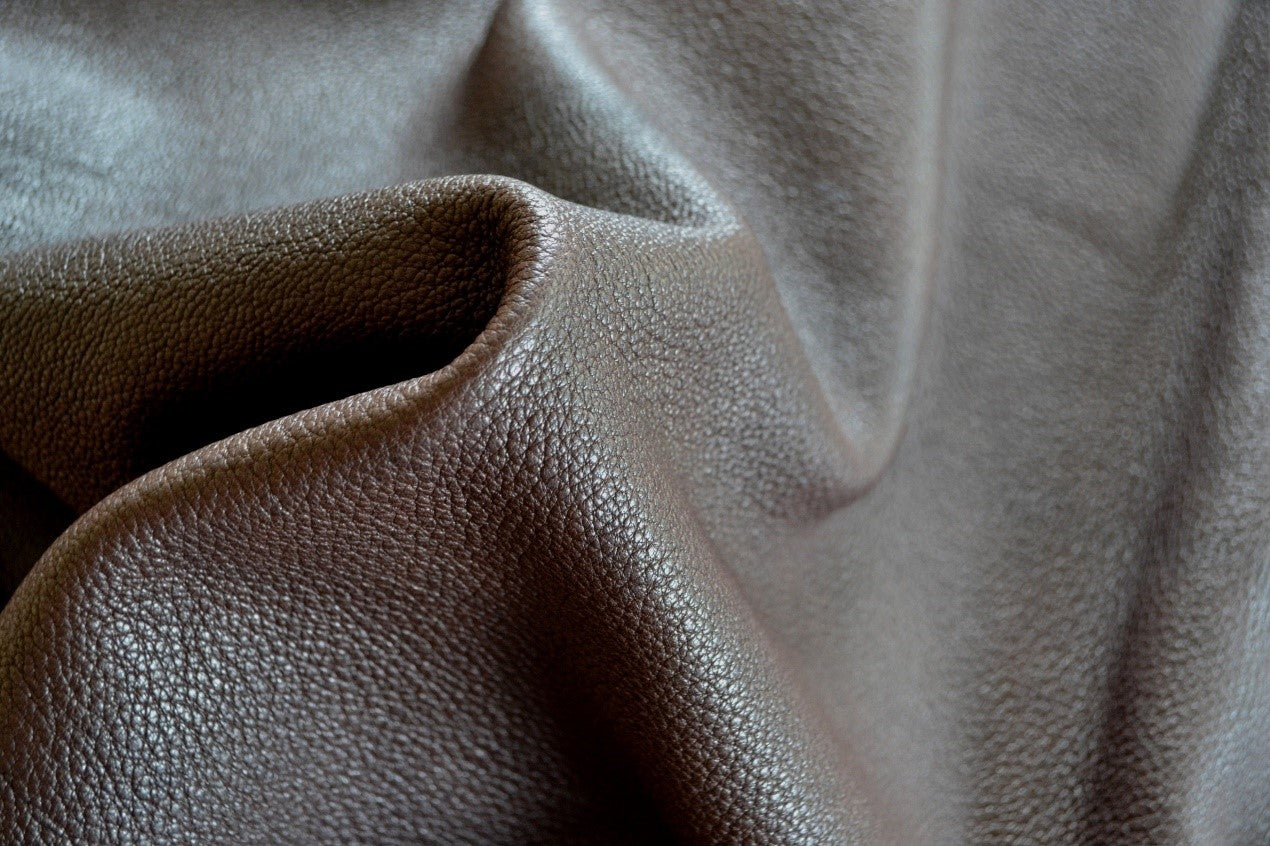 goatskin leather texture