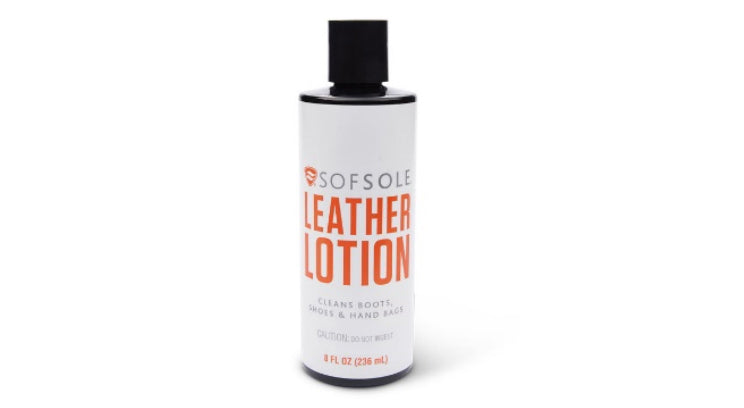 Use a fine leather lotion