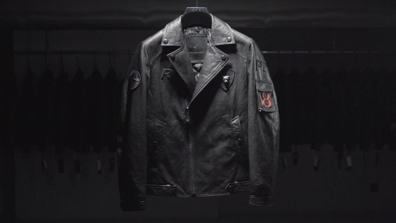the process of making a high quality leather jacket