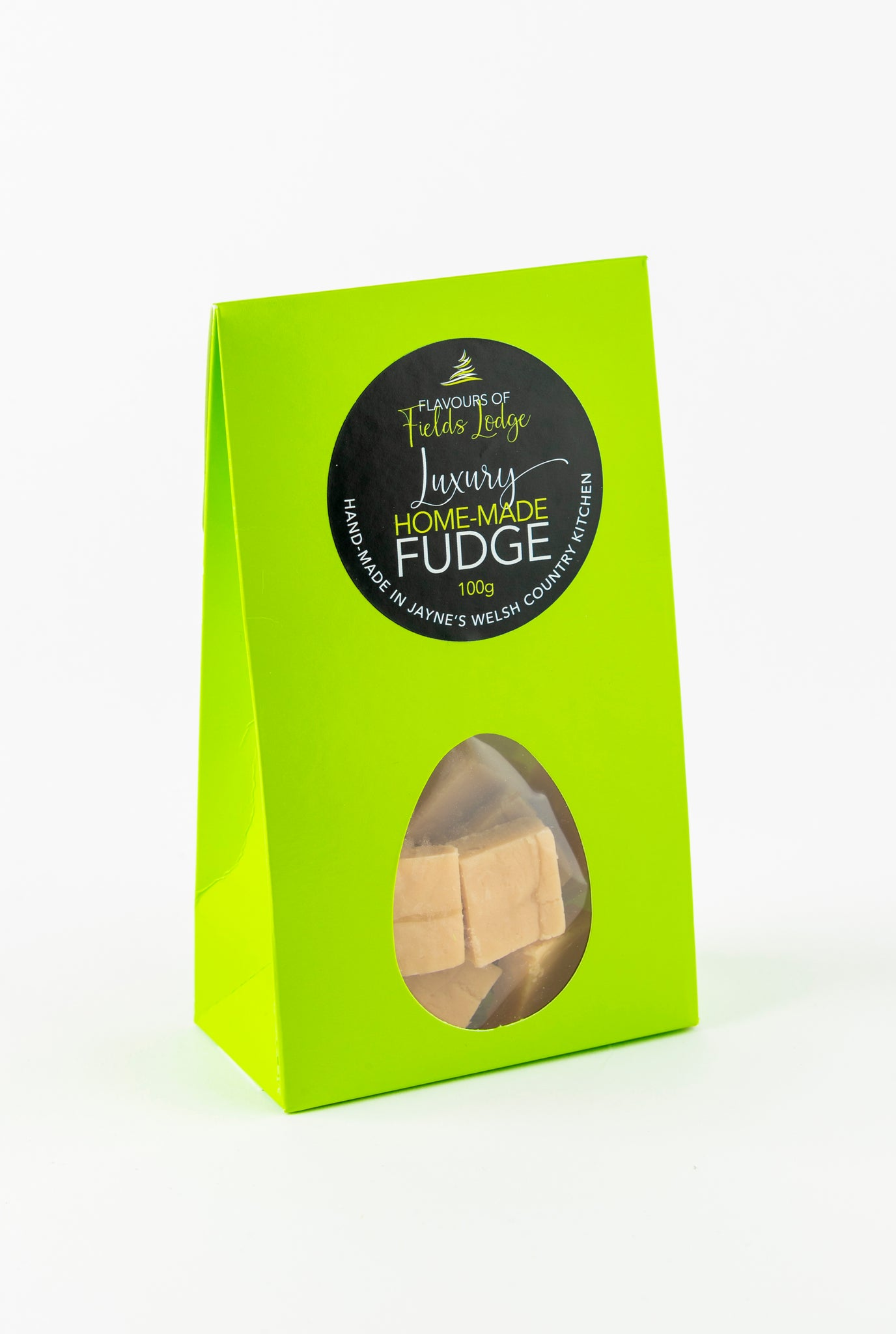 Flavours of Fields Lodge 'Fabulous' Fudge