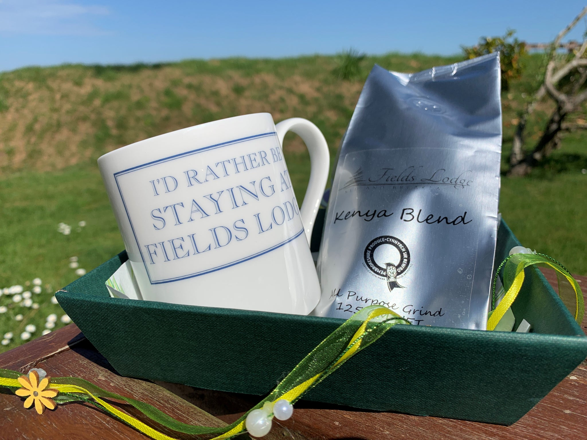 Your Morning Cuppa Gift Set - Coffee