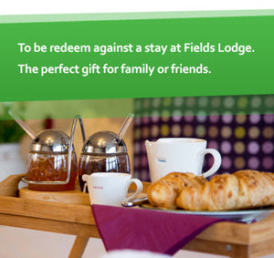 Flavours of Fields Lodge Gift Card