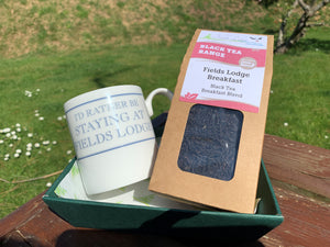 Your Morning Cuppa Gift Box - Tea