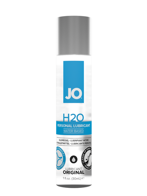 System JO H2O Water-based Lubricant