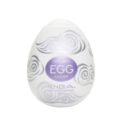 Tenga Egg - Cloudy