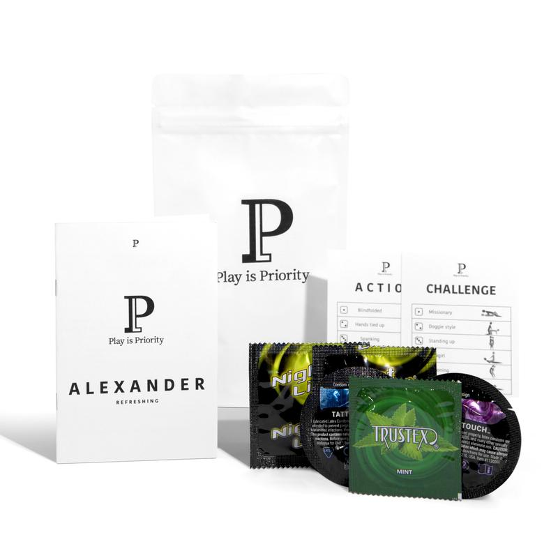 Alexander - Play is Priority