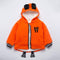 VEST ORANGE LOGO NOUOURS
