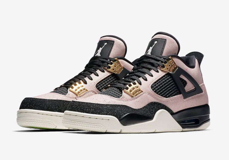 Jordan 4 Retro Silt Red Splatter