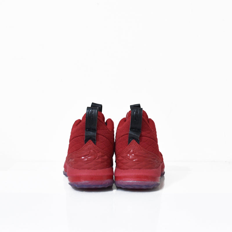 NIKE LEBRON XV KIDS PS ROUGE