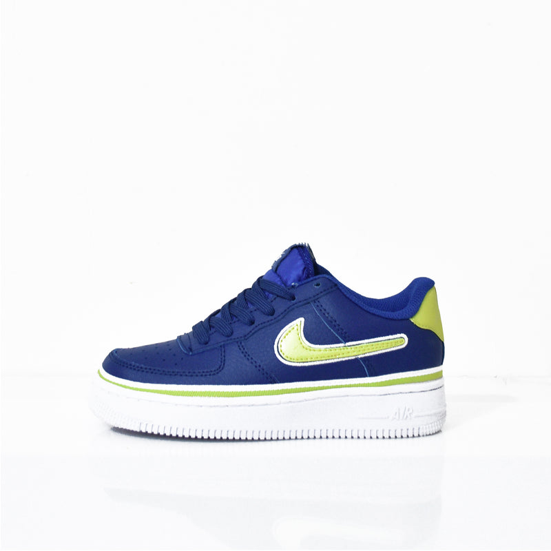 NIKE AIR FORCE 1 '07 LV8 SPORT NBA GOLDEN STATE WARRIORS